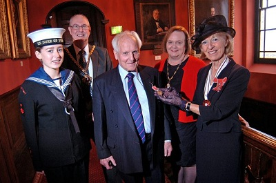 Honour for founder of Bromsgrove Museum