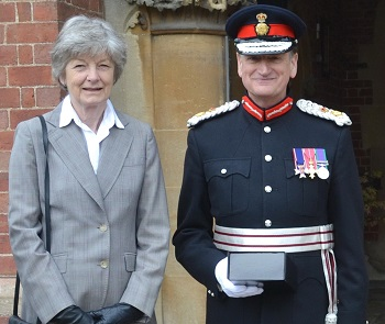 New Vice Lord-Lieutenant